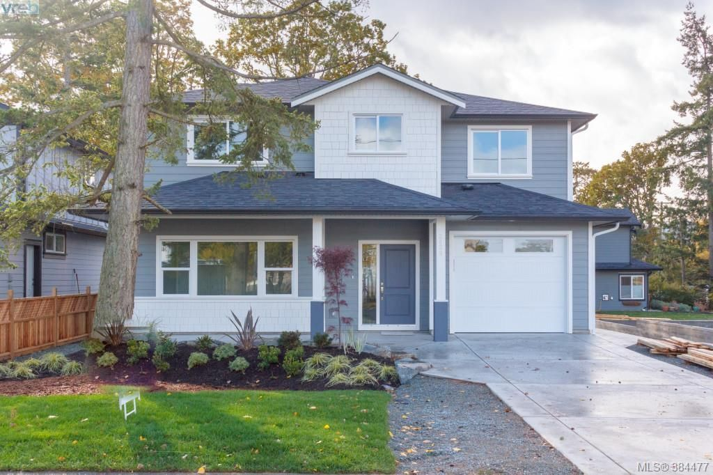 Main Photo: 2025 Brethourpark Way in SIDNEY: Si Sidney South-West House for sale (Sidney)  : MLS®# 772714