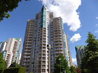 """Photo 1: 1703 1199 EASTWOOD Street in Coquitlam: North Coquitlam Condo for sale in """"SELKIRK"""" : MLS®# R2283280"""