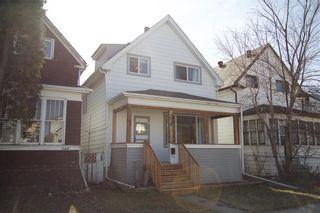 Photo 1: 238 Martin Avenue West in Winnipeg: Elmwood Residential for sale (3A)  : MLS®# 202107884