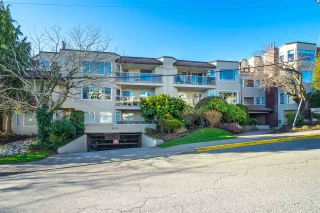 "Photo 1: 411 1225 MERKLIN Street: White Rock Condo for sale in ""ENGLESEA MANOR II"" (South Surrey White Rock)  : MLS®# R2530907"