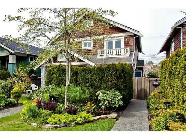 Main Photo: 2965 W 5TH AVENUE in : Kitsilano 1/2 Duplex for sale : MLS®# V887584