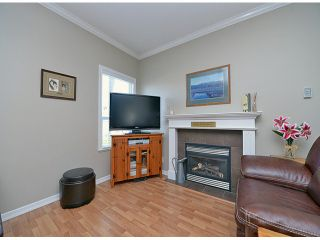 """Photo 9: 121 33751 7TH Avenue in Mission: Mission BC Townhouse for sale in """"Heritage Park Place"""" : MLS®# F1418910"""