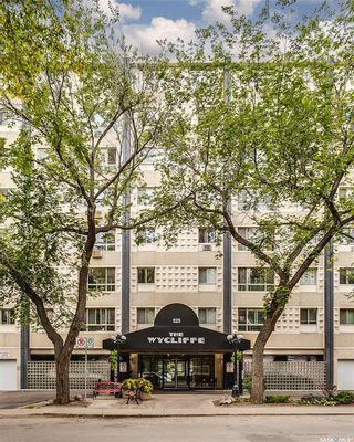 Photo 1: 702 525 3rd Avenue North in Saskatoon: Central Business District Residential for sale : MLS®# SK842908