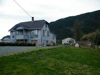 Photo 1: 2351 BODNAR Road: Agassiz House for sale : MLS®# H1401056
