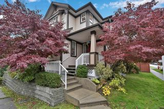 """Photo 1: 18452 67A Avenue in Surrey: Cloverdale BC House for sale in """"Clover Valley Station"""" (Cloverdale)  : MLS®# R2625017"""