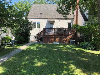 Photo 17: 433 St Jean Baptiste Street in Winnipeg: St Boniface Residential for sale (2A)  : MLS®# 1903031