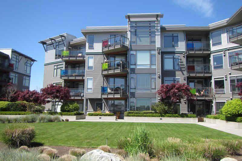 Main Photo: #102 - 14200 Riverport Way, in Richmond: East Richmond Condo for sale : MLS®# V1001716