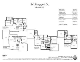 Photo 40: 2415 LEGGETT Drive in Port Moody: Anmore House for sale : MLS®# R2595965