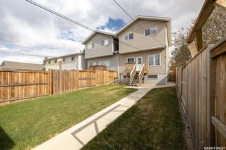 Photo 25: 212A Dunlop Street in Saskatoon: Forest Grove Residential for sale : MLS®# SK859765