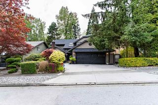 Photo 1: 7919 WOODHURST DRIVE in Burnaby: Forest Hills BN House for sale (Burnaby North)  : MLS®# R2578311