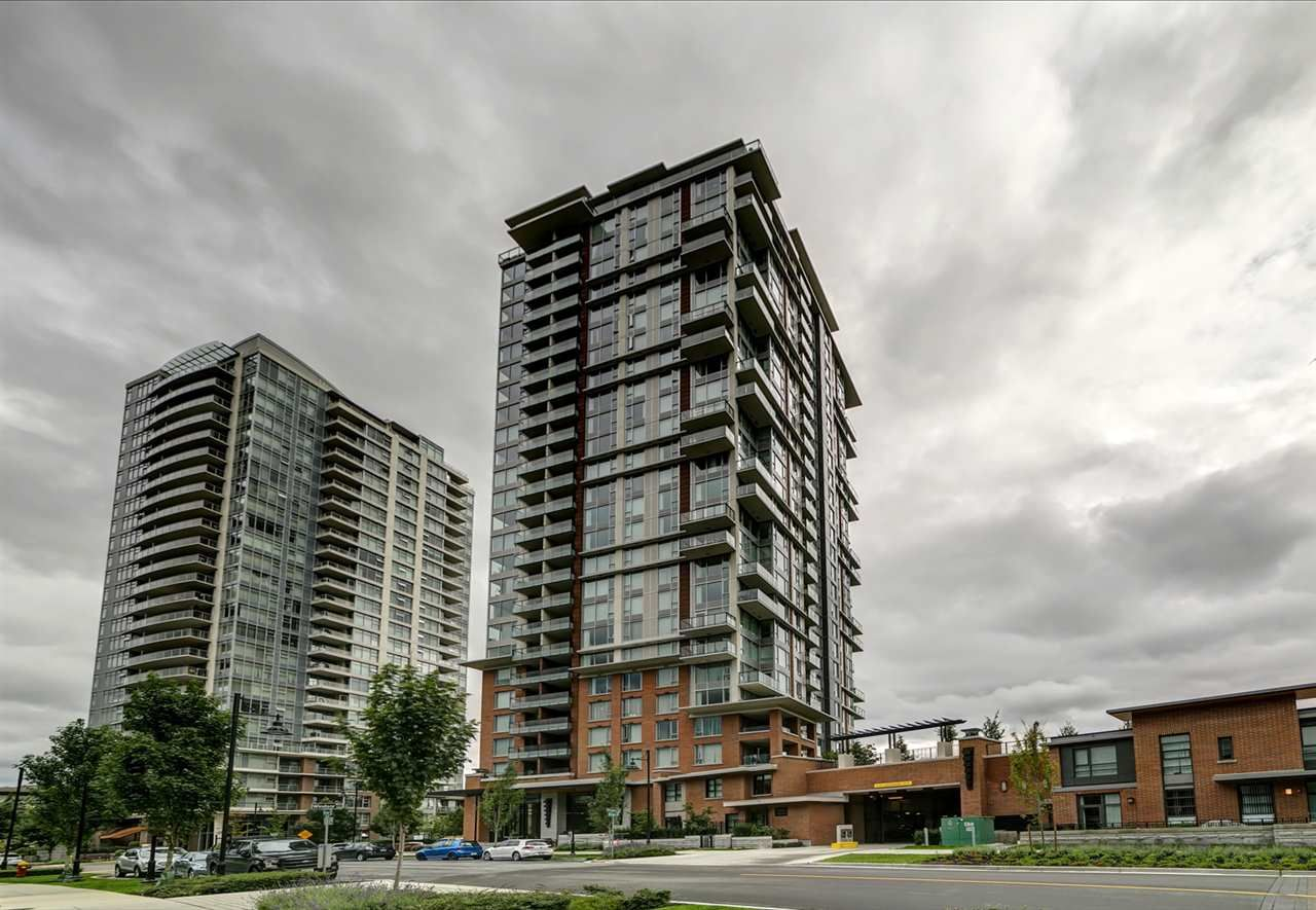 """Main Photo: 901 3100 WINDSOR Gate in Coquitlam: New Horizons Condo for sale in """"The Lloyd by Polygon"""" : MLS®# R2405510"""