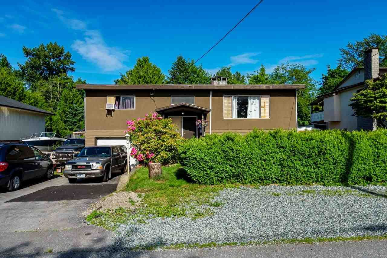 Main Photo: 12484 COLEMORE Street in Maple Ridge: West Central House for sale : MLS®# R2587097