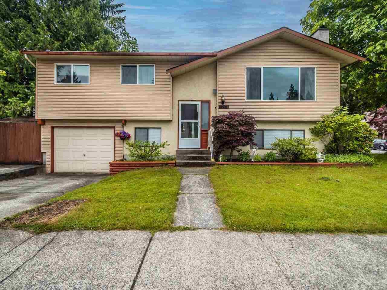 Main Photo: 1201 HORNBY Street in Coquitlam: New Horizons House for sale : MLS®# R2590649