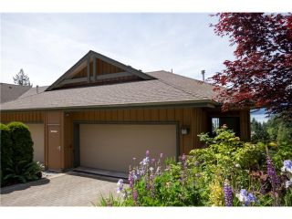 "Photo 3: 8543 SEASCAPE CT in West Vancouver: Howe Sound Townhouse for sale in ""SEASCAPES"" : MLS®# V1011832"
