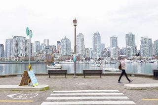 """Photo 30: 107 525 WHEELHOUSE Square in Vancouver: False Creek Condo for sale in """"HENLEY COURT"""" (Vancouver West)  : MLS®# R2529742"""