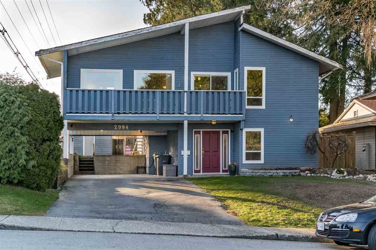 """Main Photo: 2994 SURF Crescent in Coquitlam: Ranch Park House for sale in """"RANCH PARK"""" : MLS®# R2438673"""