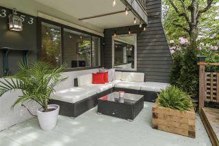 "Photo 1: 7353 CAPISTRANO Drive in Burnaby: Montecito Townhouse for sale in ""Montecito"" (Burnaby North)  : MLS®# R2517544"