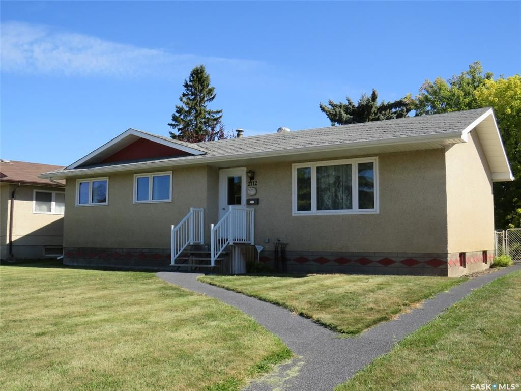 Main Photo: 2112 101st Crescent in North Battleford: Centennial Park Residential for sale : MLS®# SK870115