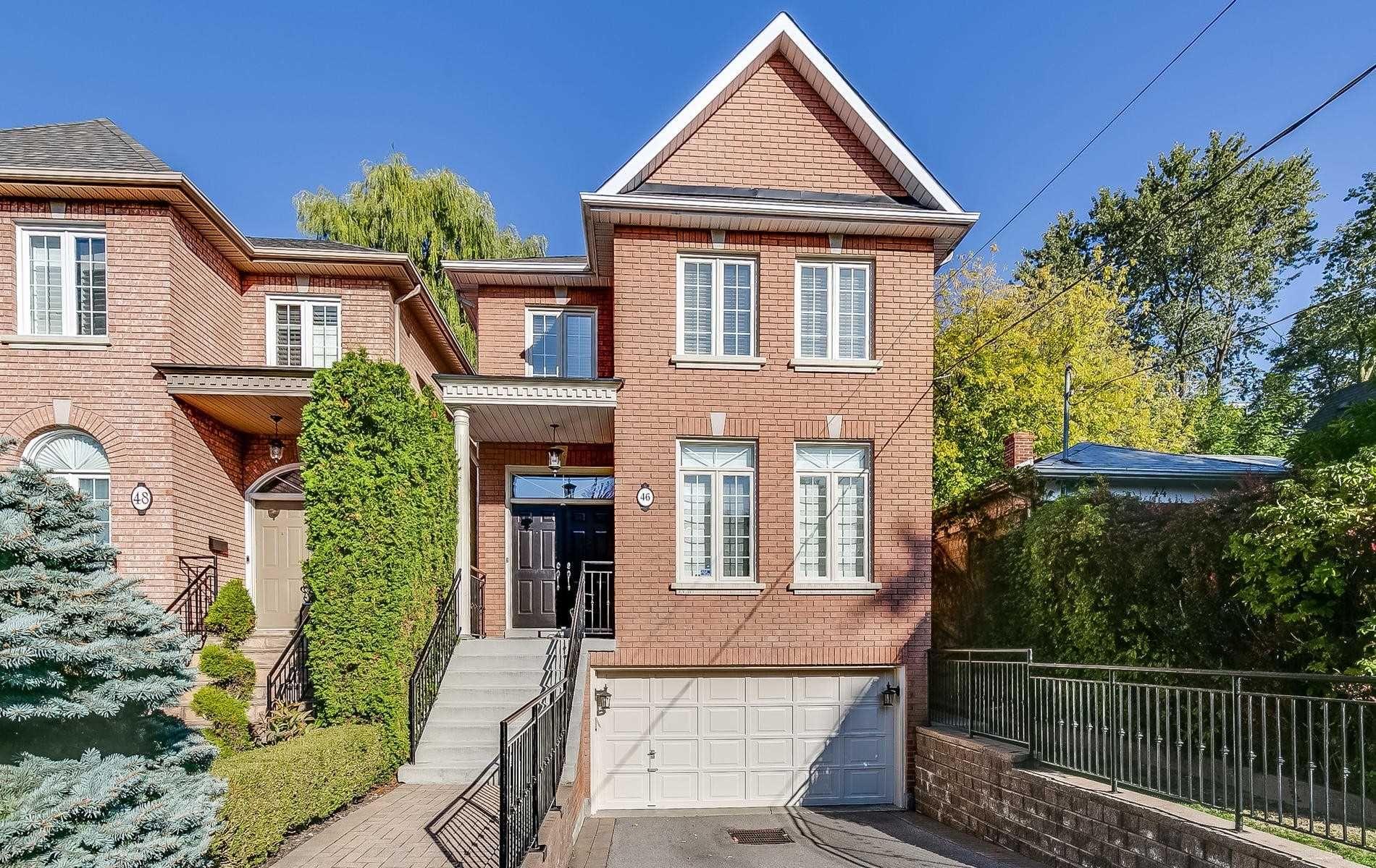 Main Photo: 46 Cameron Avenue in Toronto: Lansing-Westgate House (2-Storey) for sale (Toronto C07)  : MLS®# C4610322