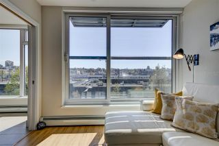 """Photo 15: 512 159 W 2ND Avenue in Vancouver: False Creek Condo for sale in """"Tower Green at West"""" (Vancouver West)  : MLS®# R2572677"""