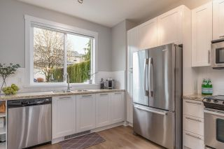 """Photo 15: 4 3437 WILKIE Avenue in Coquitlam: Burke Mountain Townhouse for sale in """"TATTON WEST"""" : MLS®# R2565949"""