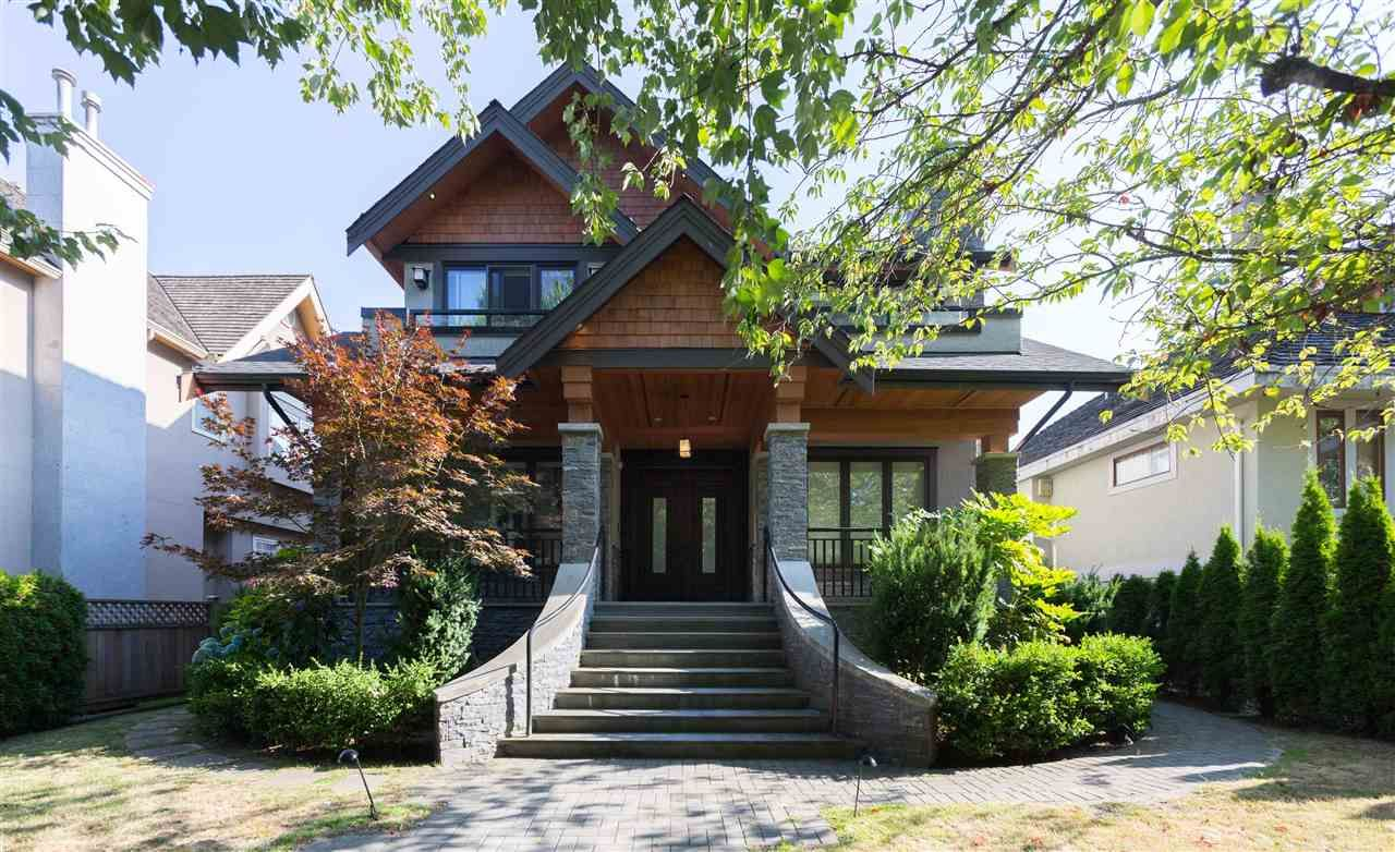 Main Photo: 1168 NANTON AVENUE in Vancouver: Shaughnessy House for sale (Vancouver West)