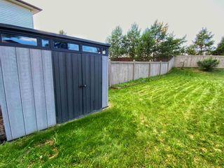 Photo 33: 9150 166 Avenue in Edmonton: Zone 28 House Half Duplex for sale : MLS®# E4251523