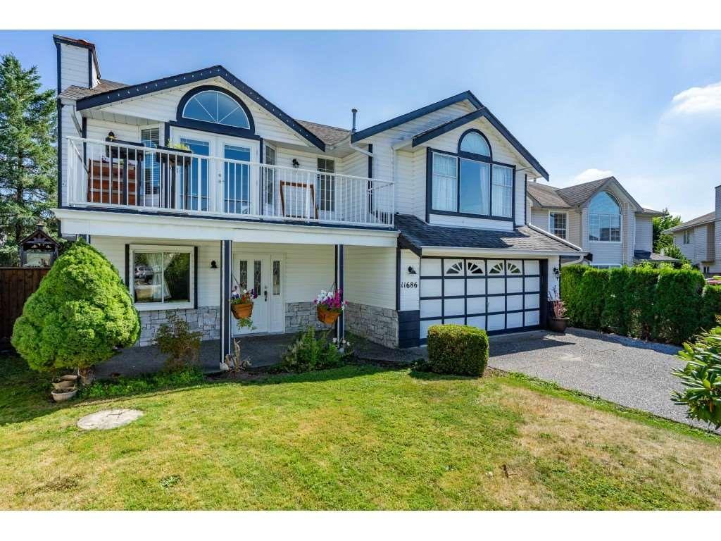 Main Photo: 11686 232B Street in Maple Ridge: Cottonwood MR House for sale : MLS®# R2403018