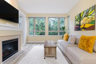 """Photo 4: 316 1111 E 27TH Street in North Vancouver: Lynn Valley Condo for sale in """"Branches"""" : MLS®# R2523279"""