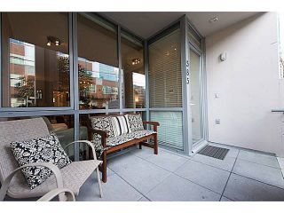 """Photo 18: 585 W 7TH Avenue in Vancouver: Fairview VW Townhouse for sale in """"AFFINITI"""" (Vancouver West)  : MLS®# V1007617"""