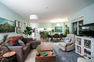 """Photo 12: 407 8420 JELLICOE Street in Vancouver: South Marine Condo for sale in """"THE BOARDWALK"""" (Vancouver East)  : MLS®# R2618056"""