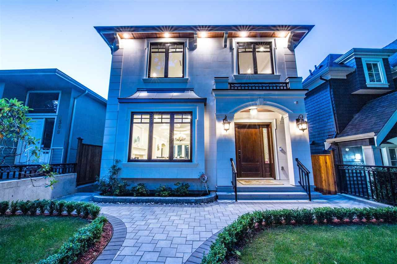 Main Photo: 4307 W 13TH Avenue in Vancouver: Point Grey House for sale (Vancouver West)  : MLS®# R2557925
