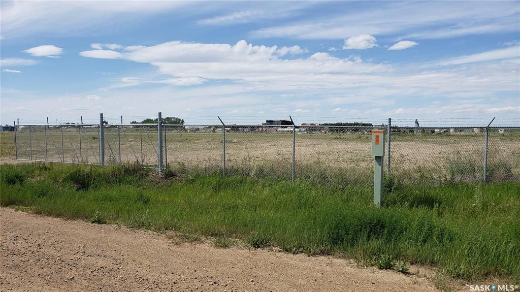 Main Photo: Lot J Devonian Street in Estevan: Commercial for lease : MLS®# SK845274