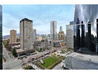 "Photo 3: 1207 1050 BURRARD Street in Vancouver: Downtown VW Condo for sale in ""THE SUITES AT WALL CENTRE"" (Vancouver West)  : MLS®# V885516"