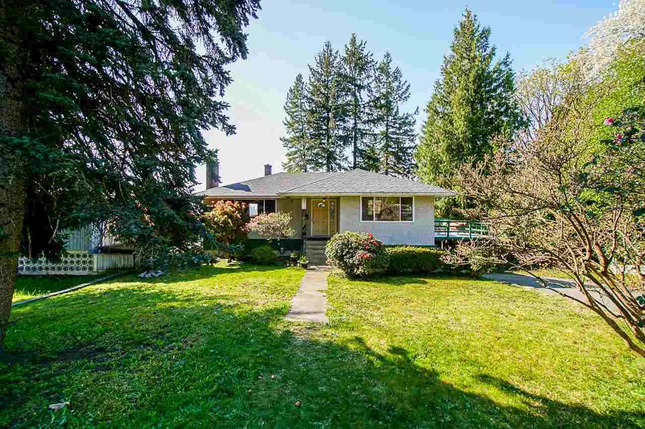 Main Photo: 1006 THOMAS Avenue in Coquitlam: Maillardville House for sale : MLS®# R2573199