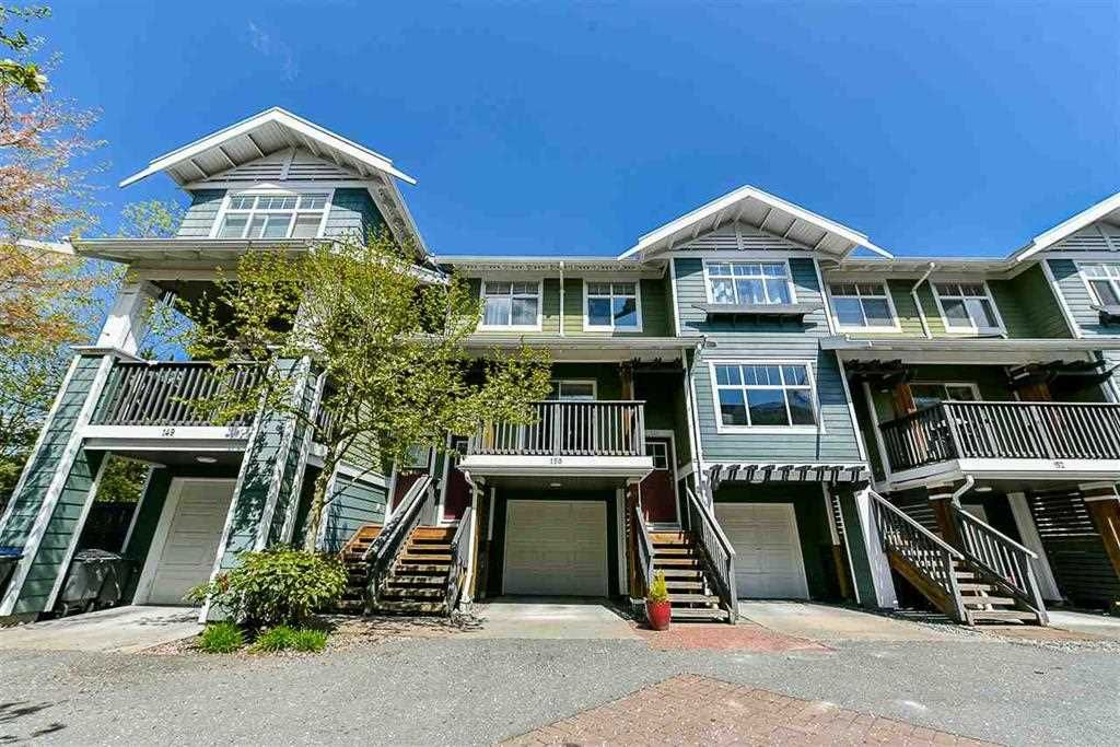 "Main Photo: 150 15236 36 Avenue in Surrey: Morgan Creek Townhouse for sale in ""Sundance"" (South Surrey White Rock)  : MLS®# R2269557"