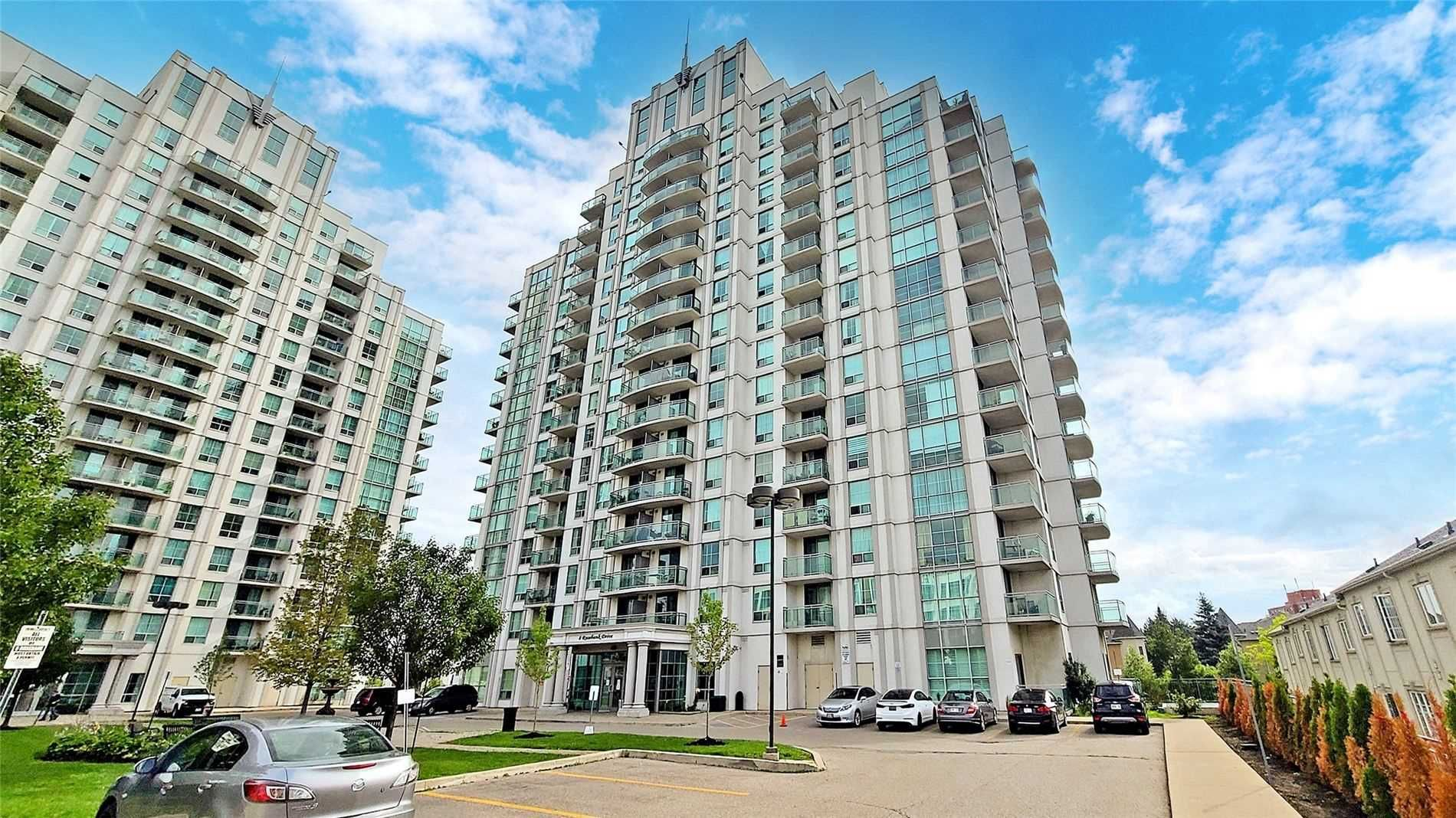 Main Photo: 10K 8 Rosebank Drive in Toronto: Malvern Condo for sale (Toronto E11)  : MLS®# E5305441