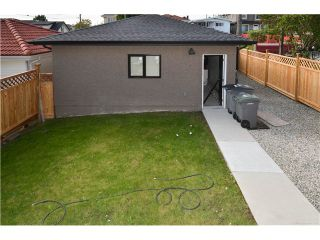 Photo 19: 7229 FLEMING ST in Vancouver: Fraserview VE House for sale (Vancouver East)  : MLS®# V1088014