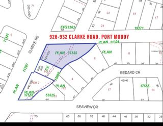 Photo 1: 926-932 CLARKE Road in Port Moody: College Park PM Duplex for sale : MLS®# R2541503