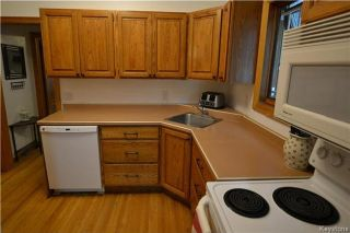 Photo 7: 280 Lipton Street in Winnipeg: West End Residential for sale (5C)  : MLS®# 1714573