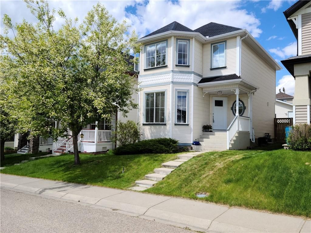 Main Photo: 12 TUSCANY SPRINGS Park NW in Calgary: Tuscany Detached for sale : MLS®# C4300407
