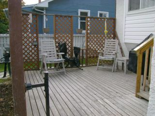 Photo 17: 393 Woodlawn Street in WINNIPEG: St James Residential for sale (West Winnipeg)  : MLS®# 1220229
