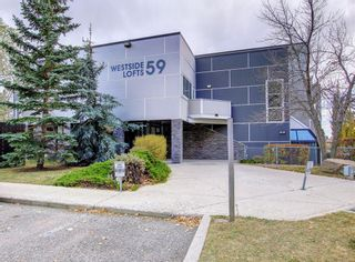 Main Photo: 203 59 Glamis Drive SW in Calgary: Glamorgan Apartment for sale : MLS®# A1149436