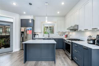 """Photo 2: 7 188 WOOD Street in New Westminster: Queensborough Townhouse for sale in """"River"""" : MLS®# R2585516"""