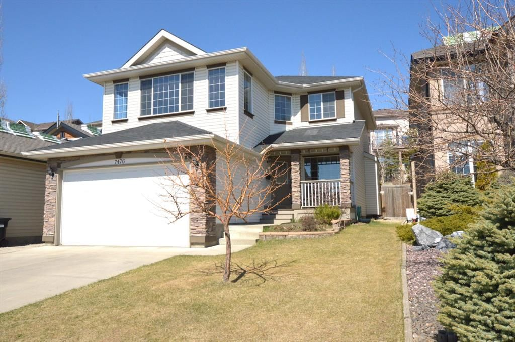 Main Photo: 7476 Springbank Way SW in Calgary: Springbank Hill Detached for sale : MLS®# A1071854