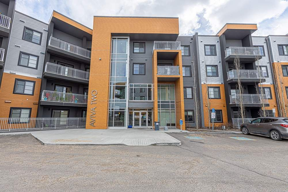 Main Photo: 233 503 ALBANY Way in Edmonton: Zone 27 Condo for sale : MLS®# E4240556