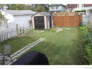 Photo 2: 735 Alverstone Street in Winnipeg: West End / Wolseley Residential for sale (West Winnipeg)  : MLS®# 1612438
