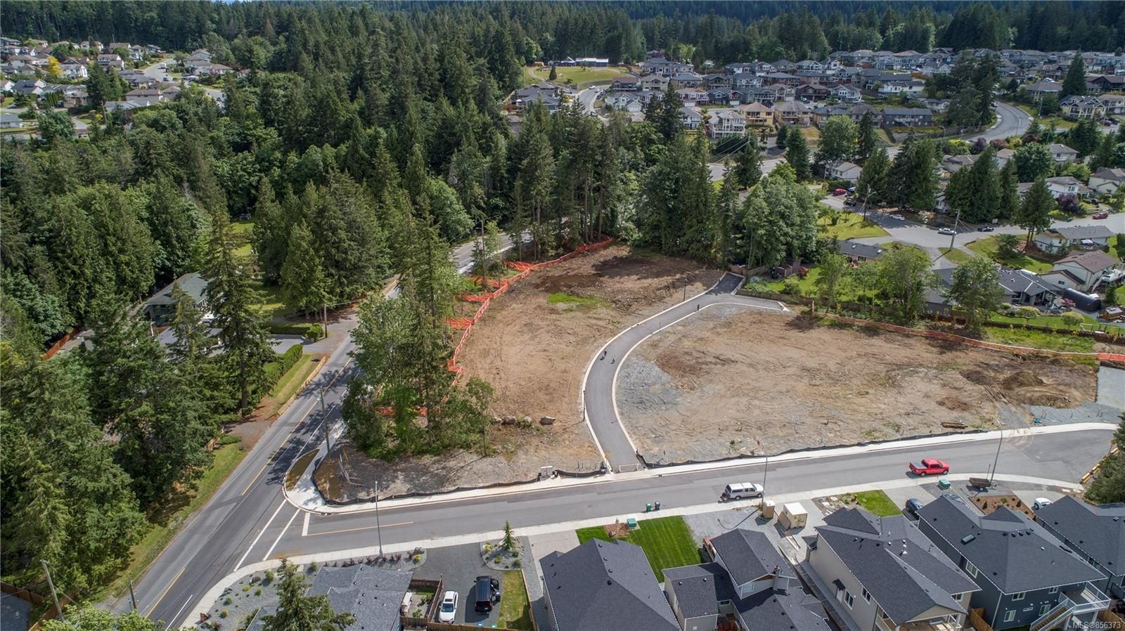 Main Photo: 229 Fleming Pl in : Na South Jingle Pot Land for sale (Nanaimo)  : MLS®# 856373