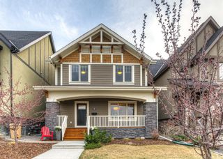 Photo 1: 9 MARY DOVER Drive SW in Calgary: Currie Barracks Detached for sale : MLS®# A1107155