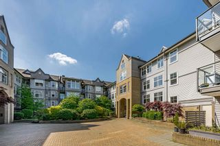 """Photo 3: #407 20200 56 Avenue in Langley: Langley City Condo for sale in """"The Bentley"""" : MLS®# R2598723"""